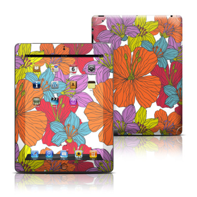 Apple iPad 3 Skin - Cayenas