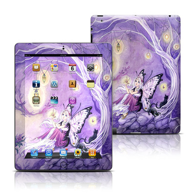 Apple iPad 3 Skin - Chasing Butterflies
