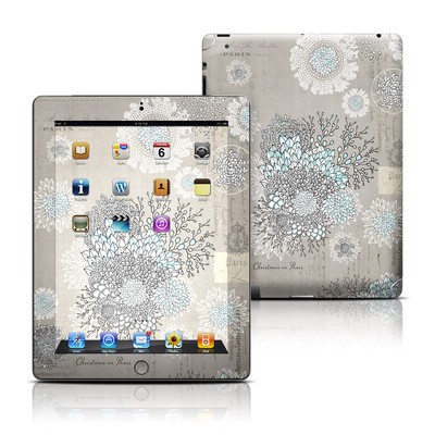 Apple iPad 3 Skin - Christmas In Paris