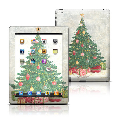 Apple iPad 3 Skin - Christmas Wonderland