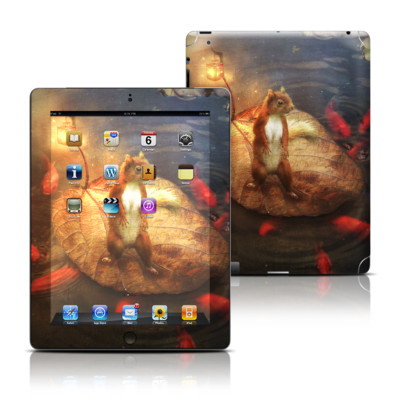 Apple iPad 3 Skin - Columbus