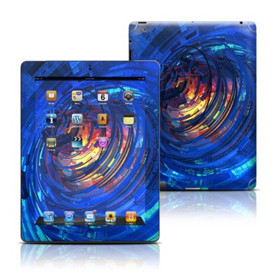 Apple iPad 3 Skin - Clockwork