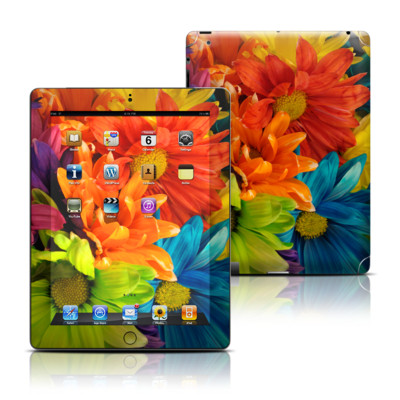 Apple iPad 3 Skin - Colours