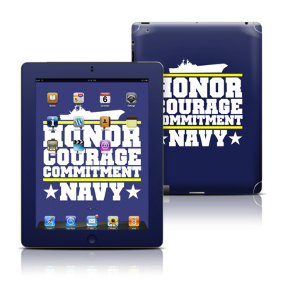 Apple iPad 3 Skin - Commitment