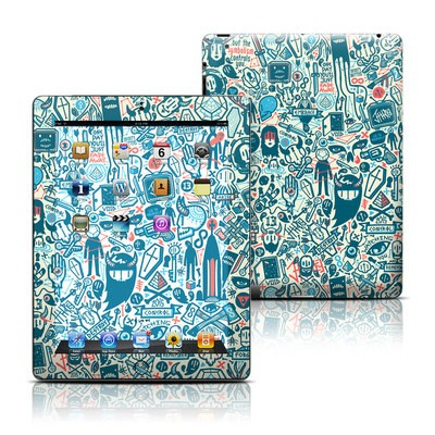Apple iPad 3 Skin - Committee