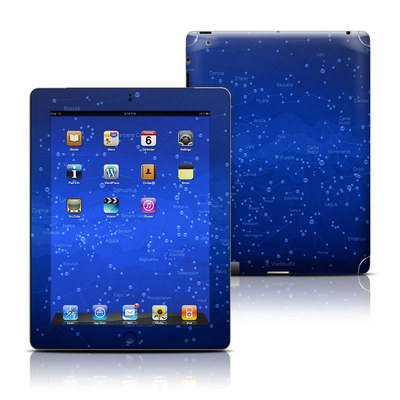 Apple iPad 3 Skin - Constellations