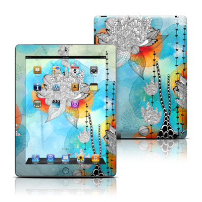 Apple iPad 3 Skin - Coral