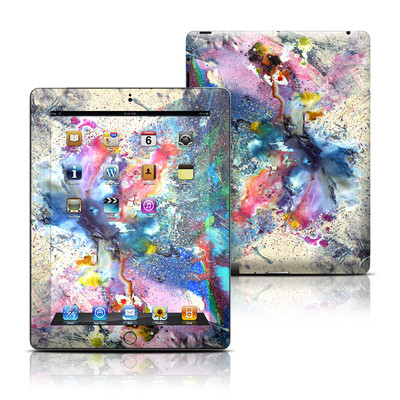 Apple iPad 3 Skin - Cosmic Flower