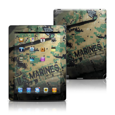 Apple iPad 3 Skin - Courage