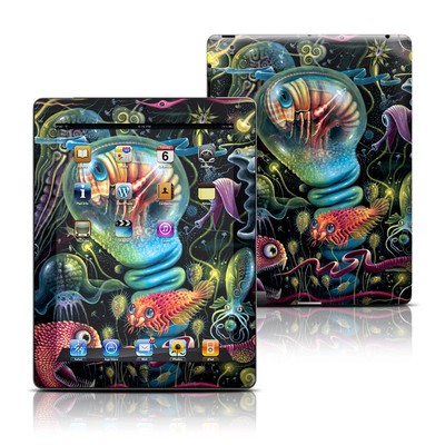Apple iPad 3 Skin - Creatures