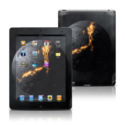 Apple iPad 3 Skin - Crucible