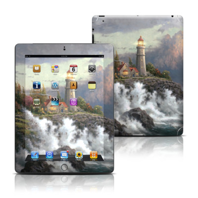 Apple iPad 3 Skin - Conquering Storms