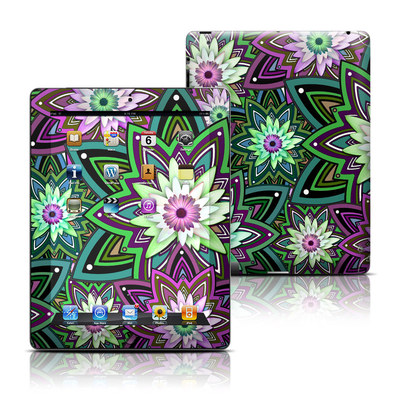Apple iPad 3 Skin - Daisy Trippin