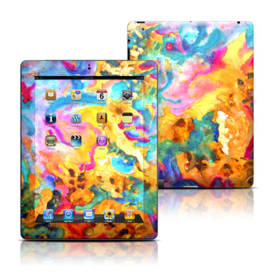 Apple iPad 3 Skin - Dawn Dance