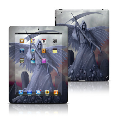 Apple iPad 3 Skin - Death on Hold