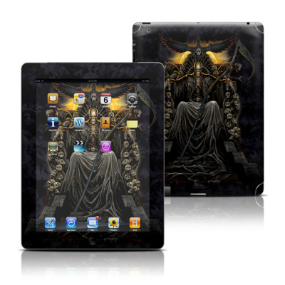 Apple iPad 3 Skin - Death Throne