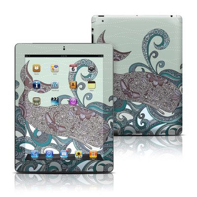 Apple iPad 3 Skin - Deep Blue Me