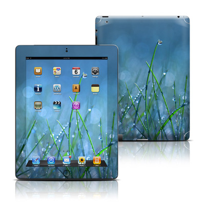 Apple iPad 3 Skin - Dew