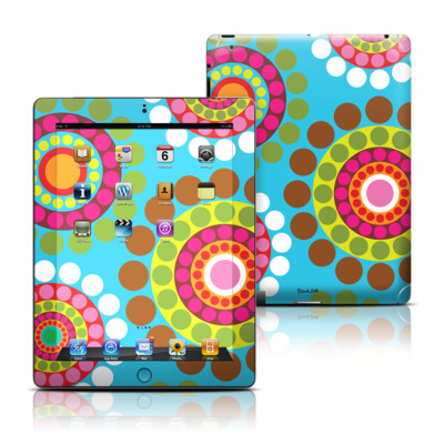 Apple iPad 3 Skin - Dial