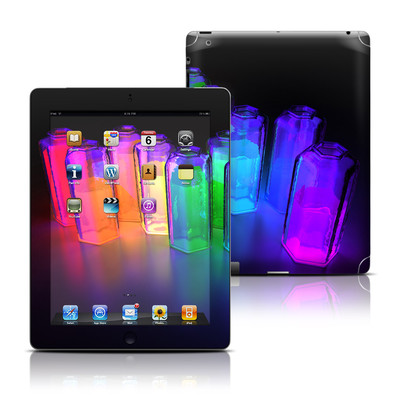 Apple iPad 3 Skin - Dispersion