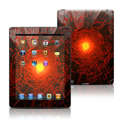 Apple iPad 3 Skin - Divisor