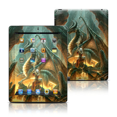 Apple iPad 3 Skin - Dragon Mage