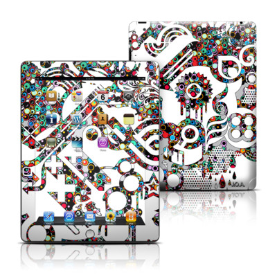 Apple iPad 3 Skin - Dots