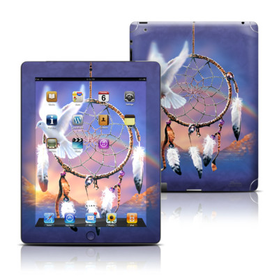 Apple iPad 3 Skin - Dove Dreamer