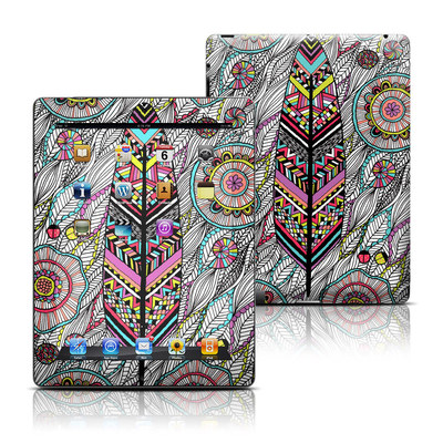 Apple iPad 3 Skin - Dream Feather