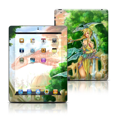 Apple iPad 3 Skin - Dragonlore
