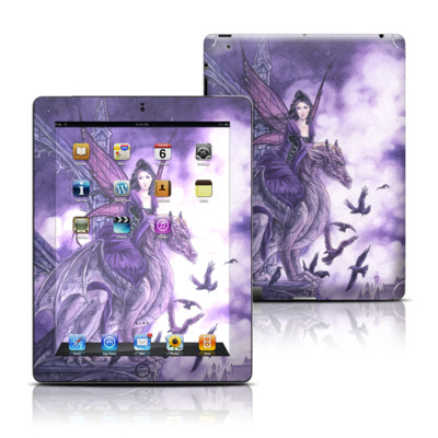 Apple iPad 3 Skin - Dragon Sentinel