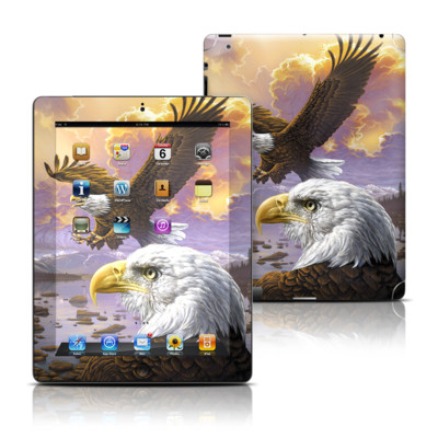 Apple iPad 3 Skin - Eagle