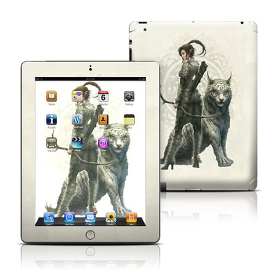 Apple iPad 3 Skin - Half Elf Girl