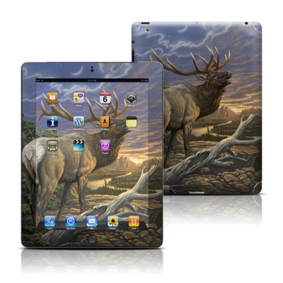 Apple iPad 3 Skin - Elk