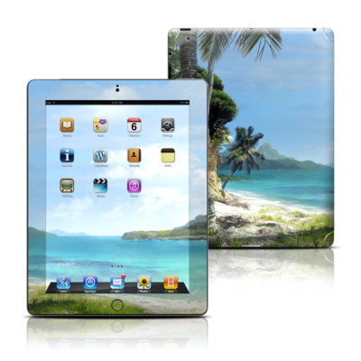 Apple iPad 3 Skin - El Paradiso