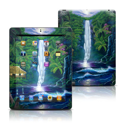 Apple iPad 3 Skin - In The Falls Of Light