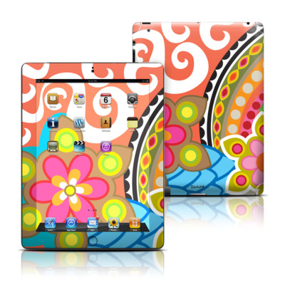 Apple iPad 3 Skin - Fantasia