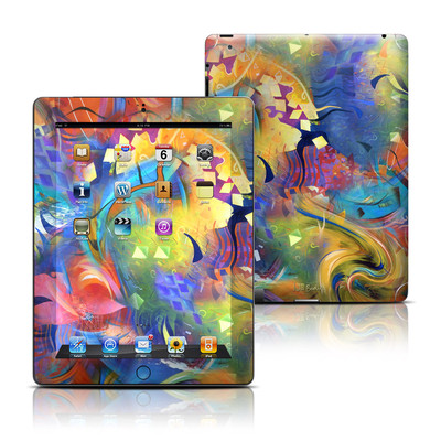 Apple iPad 3 Skin - Fascination