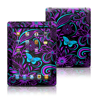 Apple iPad 3 Skin - Fascinating Surprise