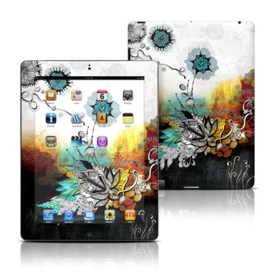 Apple iPad 3 Skin - Frozen Dreams