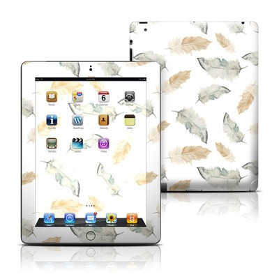 Apple iPad 3 Skin - Feathers