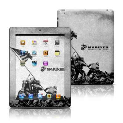 Apple iPad 3 Skin - Flag Raise