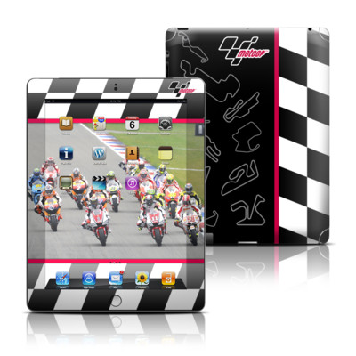 Apple iPad 3 Skin - Finish Line Group