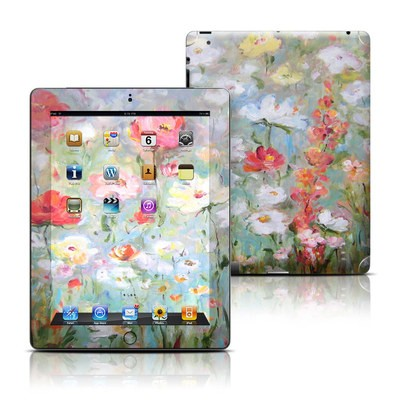 Apple iPad 3 Skin - Flower Blooms