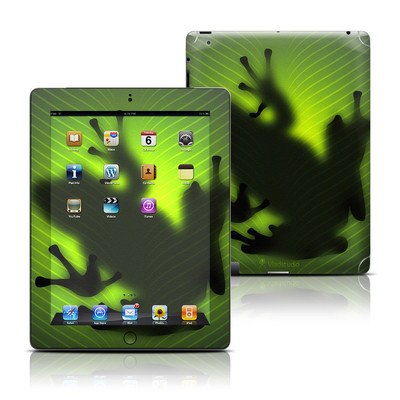 Apple iPad 3 Skin - Frog