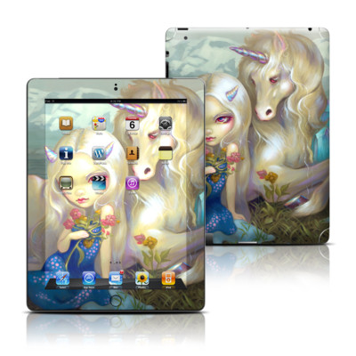Apple iPad 3 Skin - Fiona Unicorn