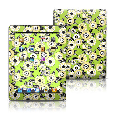 Apple iPad 3 Skin - Funky