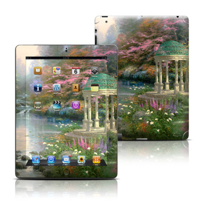 Apple iPad 3 Skin - Garden Of Prayer