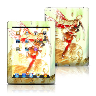 Apple iPad 3 Skin - Gear Thief