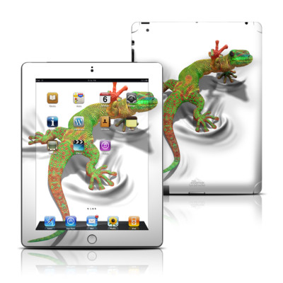 Apple iPad 3 Skin - Gecko